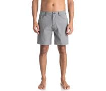 Nelson Amphibian 18 - Shorts - Grau