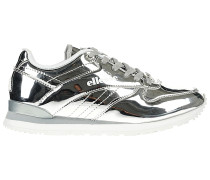 City Runner - Sneaker - Silber