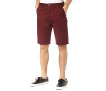 Howland Classic - Chino Shorts - Rot