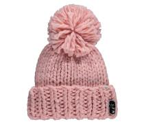 Rosa - Mütze - Pink