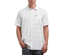 Trenton - Hemd - Weiß