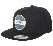 Authentic - Snapback Cap - Schwarz