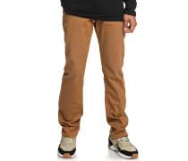 Sumner Straight - Jeans - Beige