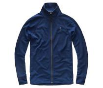 Jirgi Zip - Langarmshirt - Blau