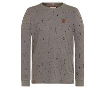 Nordschleife Made Men - Langarmshirt - Grau