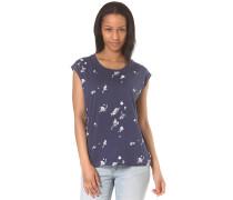 Amorie - T-Shirt - Blau