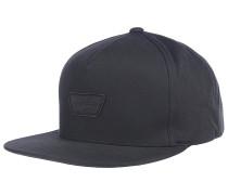 Mini Full Patch II - Snapback Cap - Schwarz