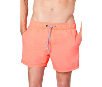 Badehose - Boardshorts - Orange