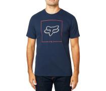 Chapped Airline - T-Shirt - Blau