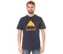 Clssmtnhgh - T-Shirt - Blau