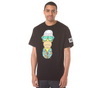 Hst Simpsons - T-Shirt - Schwarz