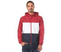 Dry Stripe - Trainingsjacke - Rot