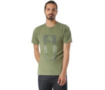 Bassett - T-Shirt - Grün