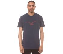 Mowe - T-Shirt - Blau