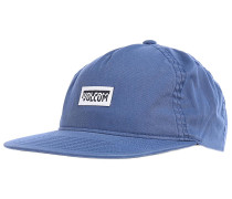 Fracture - Snapback Cap - Blau