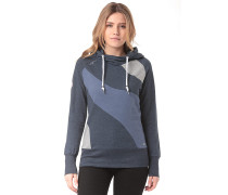 Ervie Light - Kapuzenpullover - Blau