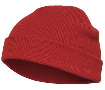 Heavyweight Mütze - Rot