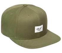 Base Snapback Cap - Grün