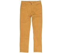 E03 Corduroy - Jeans - Braun