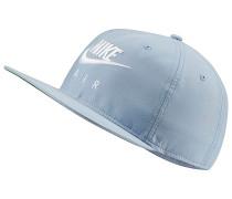 Pro Air Strapback Cap - Blau