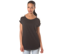 Backside - T-Shirt - Schwarz