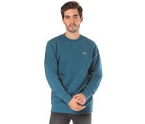 Basic Crew - Sweatshirt - Blau
