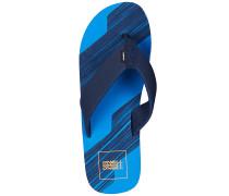 Concrete Stripe - Sandalen - Blau