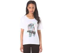 Tropical - T-Shirt - Weiß