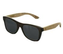 Jalo Sonnenbrille - Schwarz