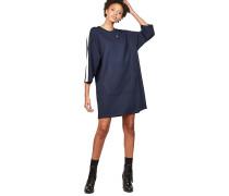 Nostelle Stripe Crew - Kleid - Blau