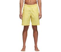 3-Stripes Swim - Boardshorts - Gelb