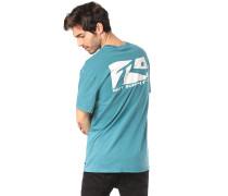 Wash Comp Box - T-Shirt - Grün