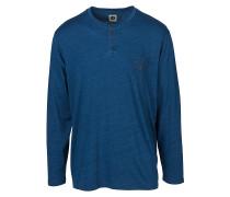 Diamond Icon - Langarmshirt - Blau