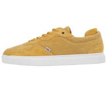 Awaike Pig Suede Sneaker - Gelb