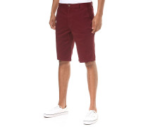 Howland Classic Wk - Shorts - Rot