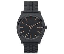 Time Teller - Uhr - Schwarz