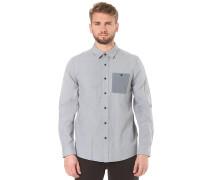 Hadley Solid - Hemd - Blau