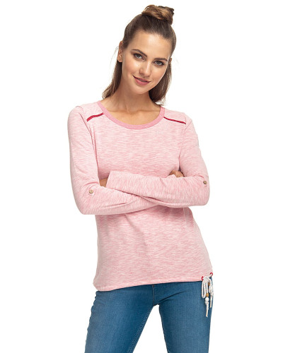 Jocelyn - Sweatshirt - Pink