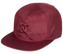 Floora Strapback Cap - Rot