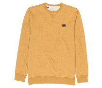 All Day Crew - Sweatshirt - Gelb