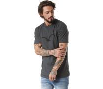 Möwe - T-Shirt - Grau