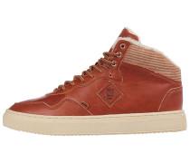 Highwaik Fur Buffalo Lthr - Sneaker