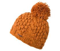 Mia - Mütze - Orange