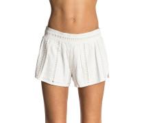 Sandy Days - Shorts - Weiß