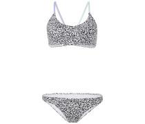 Denia Koppa AOP - Bikini Set - Weiß
