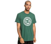 Circle Stars 2 - T-Shirt - Grün
