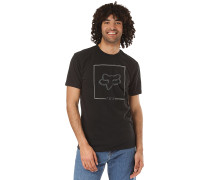 Chapped Airline - T-Shirt - Schwarz