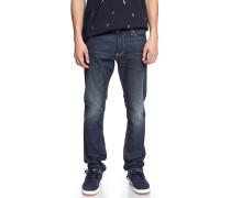 Worker Slim SMS - Jeans - Blau