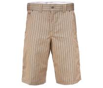 13 Shadow Stp - Shorts - Beige