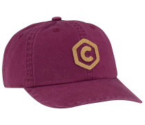 The Colby Strapback Cap - Rot